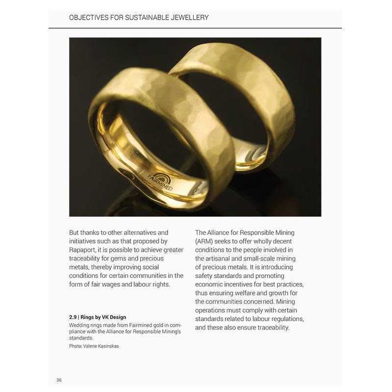 sustainable jewelry book